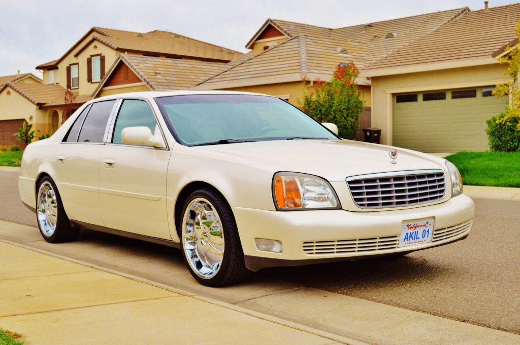 02 Cadillac Deville Akil