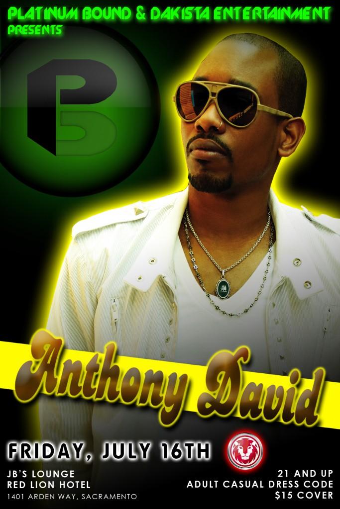 Anthony David Flyer