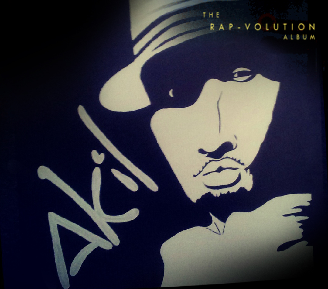 RAP-VOLUTION ALBUM