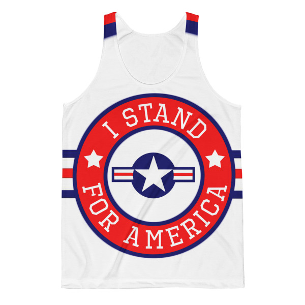 New Brand* I Stand for America